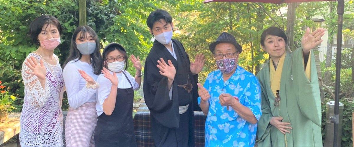 ハッピープロジェクト!      落語、音楽、エンタメで最幸の愛を  あなたに!おまかせ山田商会!